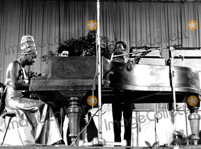 Nina Simone Photo - Nina Simone Photo ByGlobe Photos Inc