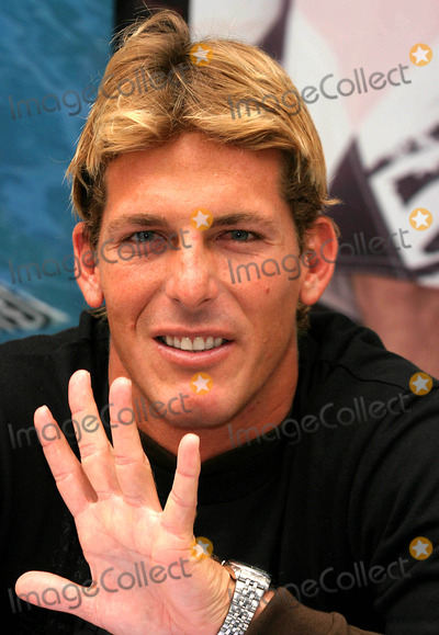 Andy Irons Photo - Billabong Store Opening in New York City 6-16-2005 Photo by John Zissel-ipol-Globe Photos 2005 Andy Irons