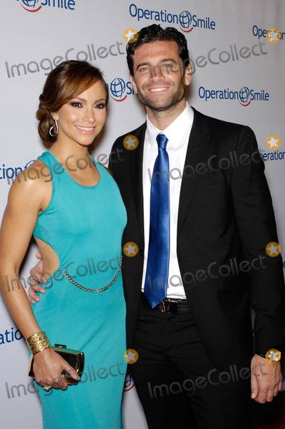 Satcha Pretto Photo - Satcha Pretto and Aaron Butler During the 30th Anniversary Operation Smile Gala Held at the Beverly Hilton Hotel on September 28 2012 in Beverly Hills California Photo Michael Germana  Superstar Images - Globe Photos