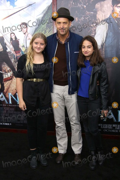 Anthony Edwards Photo - Anthony Edwards attends the Red Carpet Arrivals For the Premiere of Pan the Ziegfeld Theater NYC October 4 2015 Photos by Sonia Moskowitz Globe Photos Inc