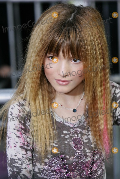 Bella Thorne Photo - Bella Thorne Actress the World Premiere of Jonas Brother the 3d Concert Experience Held at El Capitan Theatre in Hollywood California 02-24-2009 Photo by Kurt Krieger-allstar-Globe Photos Inc