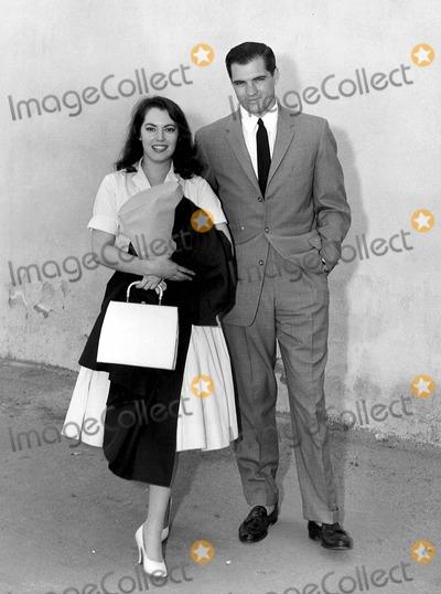 John Gavin Photo - John Gavin with Susan Kohner in Imitation of Life Supplied by Globe Photos Inc Tv-film Still