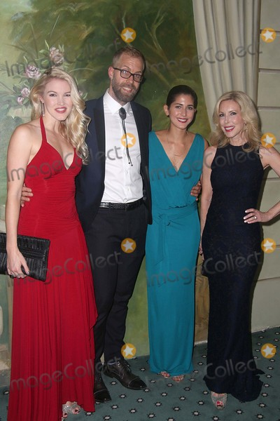 Ashley Campbell Photo - Ashley Campbell Jesse Olson (Grandson of Glen Campbell) Brittany Sturrett and Kim Campbell Attend the Alzheimers Association Forget Me Not Gala 2015 the Pierre Hotel NYC June 8 2015 Photos by Sonia Moskowitz Globe Photos Inc