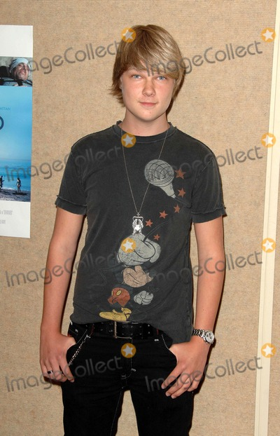 Austin Anderson Photo - Special Cast  Crew Screening of Devolved at the Academy of Motion Picture Arts  Sciences Samuel Goldwyn Theater in Beverly Hills CA 06-11-2009 Photo by Scott Kirkland-Globe Photos  2009 Austin Anderson