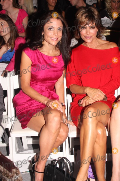 BETHANY FRANKEL Photo - Mercedes-benz Fashion Week - Spring 2010 Pamella Roland Fashion Show - Celebrities Bryant Park New York City 09-15-2009 Photo by Barry Talesnick-ipol-Globe Photos Inc 2009 I14587bt Bethany Frankel with Lisa Rinna
