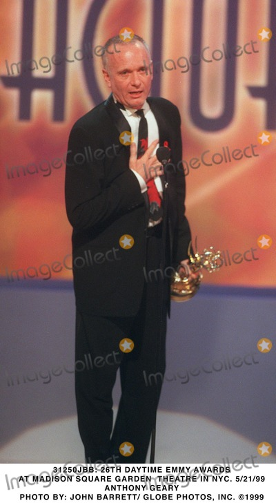 Anthony Geary Photo - 052199 26th Daytime Emmy Awards at Madison Square Garden Theatre in NYC Anthony Geary Photo by John BarrettGlobe Photos Inc