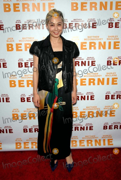 Ayako Fujitani Photo - Ayako Fujitani During the Gala Opening Night of the Los Angeles Film festivals Premiere of Bernie Held at the Regal Cinemas LA Live on June 16 2011 in Los angelesphoto Michael Germana  - Globe Photos Inc 2011