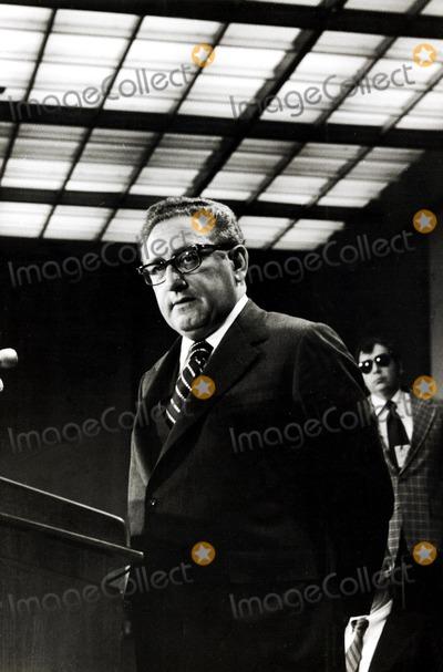 Jeff Taylor Photo - Henry Kissinger Jeff TaylorGlobe Photos Inc Henrykissingerretro