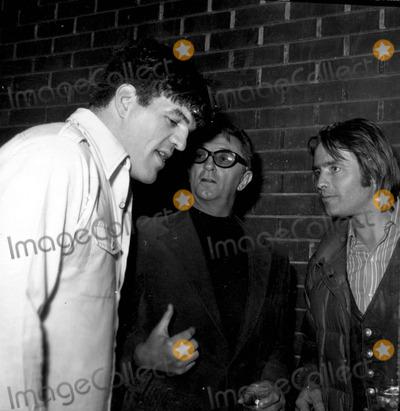 Robert Mitchum Photo - 1987 Jack Ohalloran Robert Mitchum and Richard Jordan Photo by Globe Photos