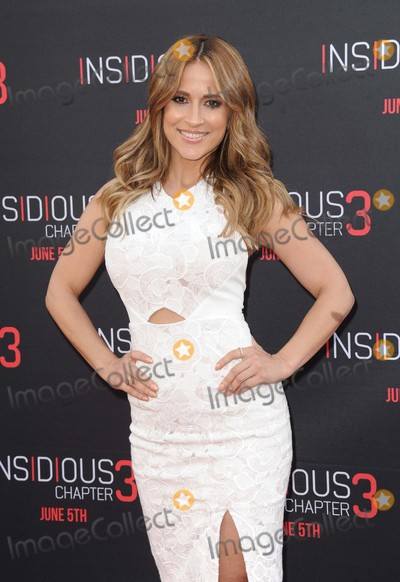 Jacky Guerrido Photo - Jackie Guerrido attending the Los Angeles Premiere of Insidious Chapter 3 Held at the Tcl Chinese Theatre in Hollywood California on June 4 2015 Photo by D Long- Globe Photos Inc
