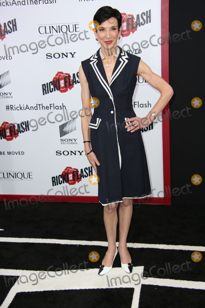 Amy Fine Collins Photo - Amy Fine Collins attends the World Premiere of Ricki and the Flash Amc Lincoln Square Theater NYC August 3 2015 Photos by Sonia Moskowitz Globe Photos Inc