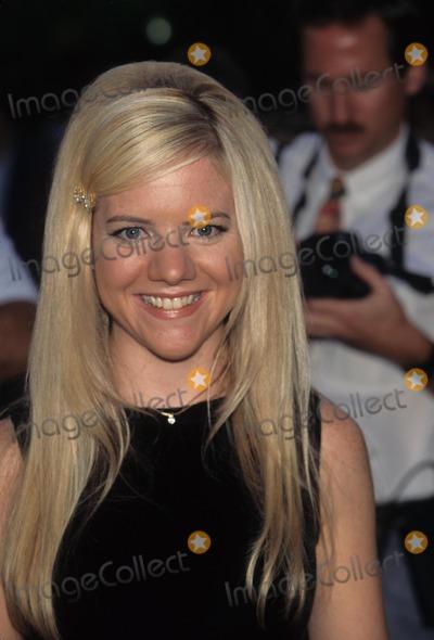 Jennifer Elise Cox Photo - Jennifer Elise Cox a Very Brady Sequel Premiere in Los Angeles 1996 K5876fb Photo by Fitzroy Barrett-Globe Photos Inc