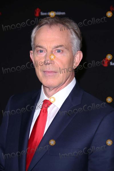 Tony Blair Photo - Save the Children Illumination Gala the Plaza Hotel NYC November 19 2014 Photos by Sonia Moskowitz Globe Photos Inc 2014 Tony Blair