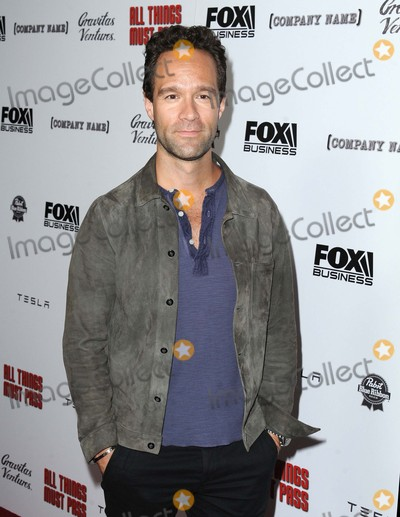 Chris Diamantopoulos Photo - Chris Diamantopoulos attending the Los Angeles Premiere of All Things Must Pass Held at the Harmony Gold Theater in Los Angeles California on October 15 2015 Photo by David Longendyke-Globe Photos Inc