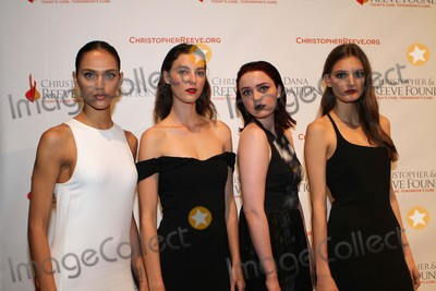 DANA REEVES Photo - The Christopher  Dana Reeve Foundation Hosts  a Magical Evening at Cipriani Wall Street in New York City Models