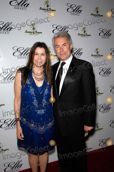 Monica Mancini Photo - Monica Mancini and Gregg Field During the Society of Singers 18th Annual Ella Award Presented to Herb Alpert and Lani Hall on May 18 2009 at the Beverly Hilton Hotel in Beverly Hills California Photo Michael Germana - Globe Photos