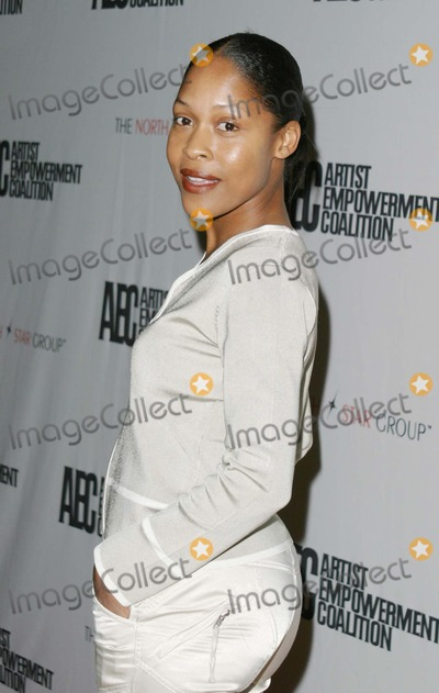 Monica Calhoun Photo - Monica Calhoun - Second Annual Artists Brunch on Grammy Sunday Held by the Artist Empowerment Coalition - Regent Beverly Wilshire Hotel Beverly Hills CA - 02082004 - Photo by Nina PrommerGlobe Photos Inc2004