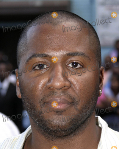 Malcolm D Lee Photo - 22 June 2005 - New York NY - Malcolm D Lee (Director) attends as  FOX SearchLight pictures presents premiere of ROLL BOUNCE at opening night of Urbanworld Film Festival at Magic Johnson Theaters Harlem  Digital Image  Photo Credit  Anthony G MooreGLOBE PHOTOSK43884AGM