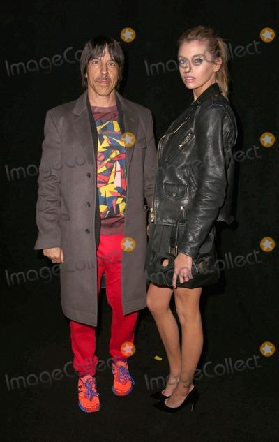Anthony Kiedis Photo - Marc Jacobs Fw2015 Fashion Show Celebs Mercedes Benz Fashion Week Lincoln Center NYC February 19 2015 Photos by Sonia Moskowitz Globe Photos Inc 2015 Anthony Kiedis