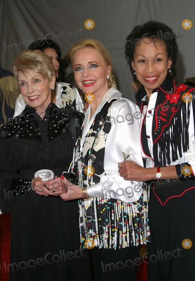 Altovise Davis Photo - Janet Leigh Anne Jeffreys and Altovise Davis - 50th Annual Boomtown Gala - Share Boomtown Party Civic Auditorium Santa Monica CA - 05172003 - Photo by Nina PrommerGlobe Photos Inc2003