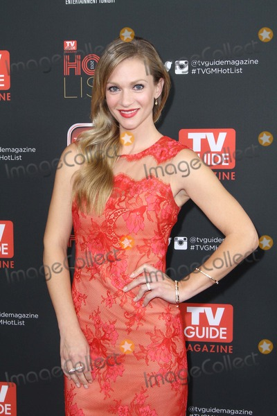AJ Cook Photo - Aj Cook attends Tv Guide Magazines Hot List Party on 4th November 2013 at the Emerson Theatrelos Angeles USA