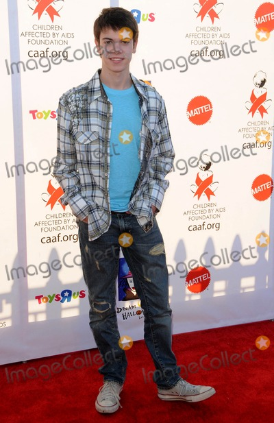 Alexander Gould Photo - Alexander Gould attending the 17th Annual Dream Halloween Held at Barker Hanger in Santa Monica California on October 30 2010 Photo by D Long- Globe Photos Inc 2010 K66684long