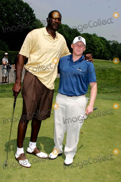 Herb Williams Photo - Annuel David Wright Foundation Golf Evant at Leewood Golf Club in Eastchester NY Date 06-01-06 Photo by John Barrett-Globe Photos Inc Andrew Giulianiherb Williams