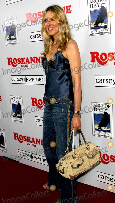 Alanna Stewart Photo - Alanna Stewart - Roseanne Season One on Dvd Launch - Lucky Strike Bowling Center - Hollywood CA - 07-18-2005 - Photo by Nina PrommerGlobe Photos Inc2005 -