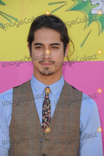Avan Jogia Photo - Actor Avan Jogia Arrives at Nickelodeons 26th Annual Kids Choice Awards at Usc Galen Center in Los Angeles USA on 23 March 2013 Photo Alec Michael