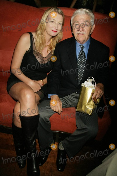 Anna Wilding Photo - Beverly Hills Film Tv and New Media Festival - Opening Night Party at the Aqua Lounge Beverly Hills CA 10-21-2010 Seymour Cassel and Anna Wilding Photo Clinton H Wallace-ipol-Globe Photos Inc
