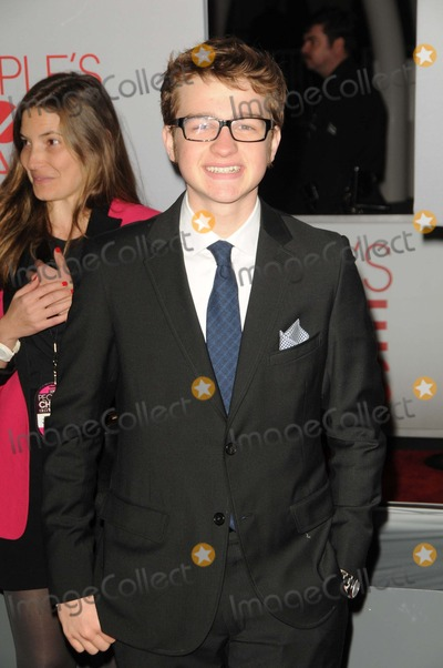 Angus T Jones Photo - Angus T Jones attending the 2012 Peoples Choice Awards Red Carpet Arrivals Held at the Nokia Theatre in Los Angeles California on 11112 Photo by D Long- Globe Photos Inc