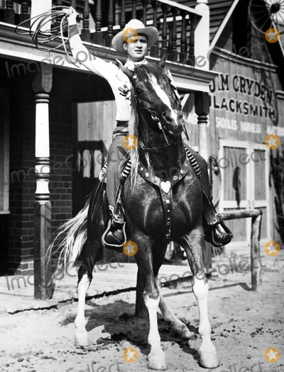 Gene Autry Photo - Gene Autry Supplied by SmpGlobe Photos Inc