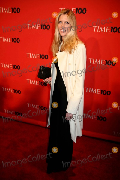 ANNE COULTER Photo - Time 100 Most Influential People in the World Gala Time Warner Building NYC May 5 09 Photos by Sonia Moskowitz Globe Photos Inc 2009 Ann Coulter