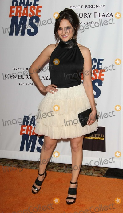 Allison Baver Photo - Rachael Leigh cookactress Allison Baver attending the 18th Annual Race to Erase MS Gala Held at the Hyatt Regency Century Plaza in Century City California on 42911photo by Graham Whitby boot-allstar - Globe Photos Inc   2011