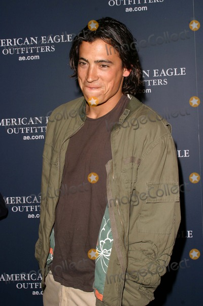 Andrew Keegan Photo - American Eagle Outfitters Rocks Los Angeles to Kick Off Back-to-school in Hollywood California 08242004 Photo by Nina PrommerGlobe Photos Inc 2004 Andrew Keegan