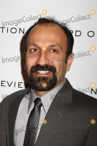 Asghar Farhadi Photo - The National Board of Review Awards Gala Cipriani 42nd Street NYC January 10 2012 Photos by Sonia Moskowitz Globe Photos Inc 2011 Asghar Farhadi