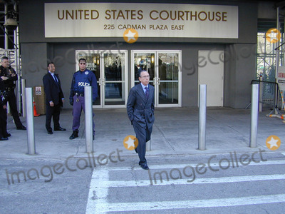Abner Louima Photo - Lawyer Sanford Rubenstein Leaves Brooklyn Federal Courthouse (Abner Louima Case) 4302 Photo Bruce Cotler K24716bco Photo by Bruce CotlerGlobe Photos Inc