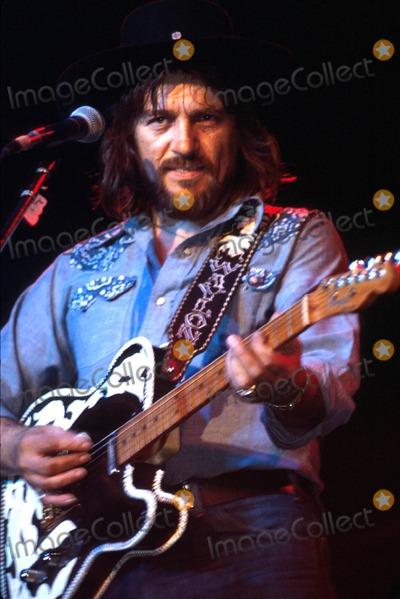 Waylon Jennings Photo - Waylon Jennings Supplied by Globe Photos Inc