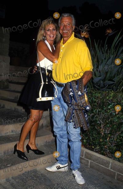 Lyle Waggoner Photo - Lyle Waggoner and Wife Sharon Photo by Lisa RoseGlobe Photos Inc