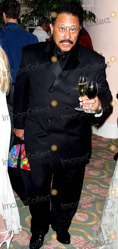 Judge Joe Brown Photo - Night of 100 Stars Oscar Gala-inside the Party at Beverly Hills Hilton Beverly Hills California 022904 Photo by Milan RybaGlobe Photos Inc2004 Judge Joe Brown