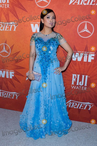 Ha Phuong Photo - Ha Phuong attends Variety and Women in Film Annual Pre-emmy Celebration September 18th 2015 at Gracias Madre in West Hollywoodcaliforniaphototony LoweGlobephotos