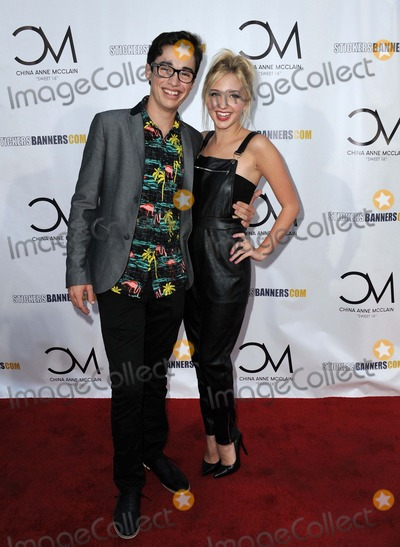 Audrey Whitby Photo - Audrey Whitby Joey Bragg attending China Anne Mcclains Sweet 16 Birthday Bash Held at the Cbs Radford Studios in Studio City California on September 4 2014 Photo by D Long- Globe Photos Inc