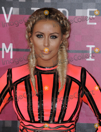 Aubrey ODay Photo - Aubrey Oday attends the 2015 Mtv Video Music Awards Arrivals Held at the Microsoft Theater in Los Angeles California on August 30 2015 Photo by D Long- Globe Photos Inc