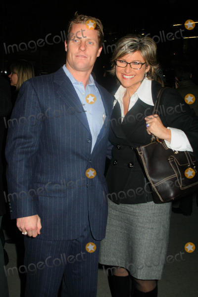 Ashleigh Banfield Photo - Hbo Presents New York Premiere of John Adams Museum of Modern Art New York City 03-03-2008 Photo by Mitchell Levy-Globe Photos Inc Ashleigh Banfield and Howard Gould
