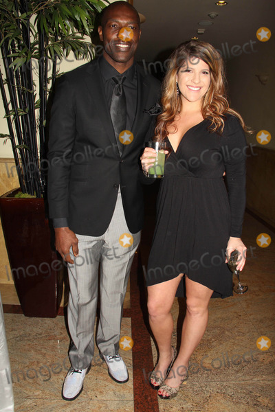 Terrell Owens Photo - Dream Builders Project Presents the 2nd Annual a Brighter Future For Children to Benefit the Audrey Hepburn Cares Center at Childrens Hospital Los Angeles Taglyan Cultural Complex Hollywood CA 03052015 Terrell Owens and Cd Meyerson Clinton H WallaceipolGlobe Photos