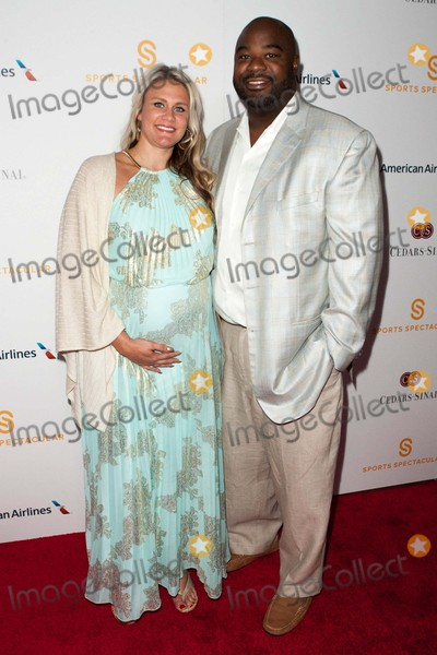 Albert Haynesworth Photo - Albert Haynesworth Brittany Jackson Attend Sports Spectacular Dinner Gala Event on May 31st 2015 at the Hyatt Regency Century Plaza in Century Citycalifornia UsaphotoleopoldGlobephotos