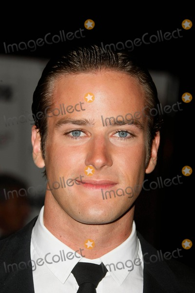 Armie Hammer Photo - Armie Hammer Actor the 12th Annual Hollywood Film Festival Hollywood Award Galaheld at the Beverly Hilton Hotelbeverly Hills California 10-27-2008 Photo by Graham Whitby Boot-allstar-Globe Photos Inc