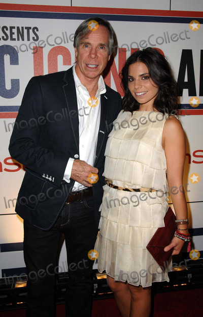 Ally Hilfiger Photo - In Style Celebrates Tommy Hilfiger Presents Ironic Iconic America at the Thompson Hotel in Beverly Hills CA 10-02-2008 Image Tommy Hilfiger and Ally Hilfiger Photo James Diddick  Globe Photos