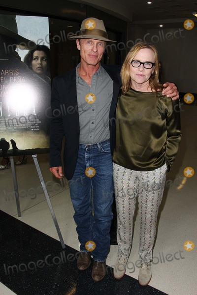 Amy Madigan Photo - Ed Harris and Amy Madigan Attend Frontera Los Angeles Premiere on August 21st 2014 at the Landmark Theatre in Los Angelescalifornia USA Photo tleopoldGlobephotos