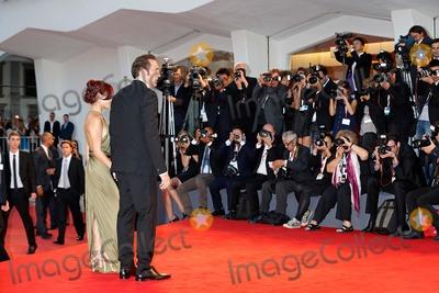 Alice Kim Photo - Nicolas Cage Alice Kim Cage Joe Premiere 70th Venice Film Festival Venice Italy August 30 2013 Roger Harvey
